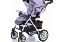 Приятная прогулка с малышом в коляске от фирмы Capella