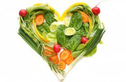 Второй день - овощной