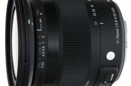 Объектив Sigma AF 17-70mm f/2.8-4 DC MACRO HSM New Sony