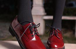 Ботинки Aliexpress на плоской подошве