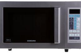 Симпатичная и функциональная микроволновая печь от Samsung