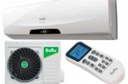 Сплит система Ballu - хранитель погоды в доме
