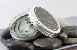Баночка с маской для лица L'Cosmetics «Очищение и обновление» голубая кембрийская глина