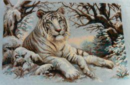 Набор для вышивания крестом «Бенгальский тигр»