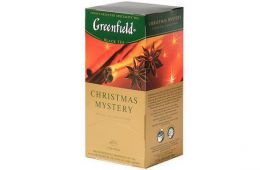 Чай Greenfield Christmas Mystery