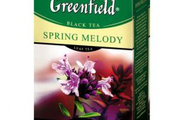 Самый подходящий чай для тёплых весенних вечеров