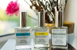 Духи с неожиданными запахами Demeter