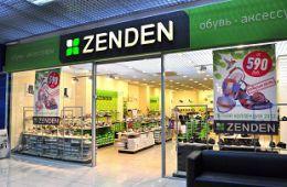 Магазин обуви Zenden