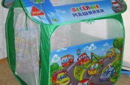 Прекрасная палатка для детских игр