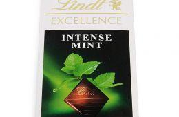 Шоколад Lindt с мятой