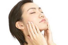 Японский массаж для лица Асахи Зоган