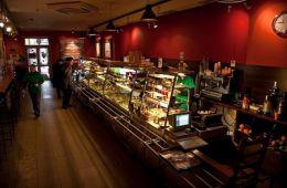 Вегетарианское кафе «Джаганнат» и магазин