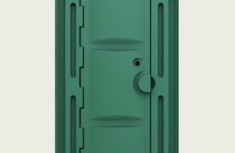 Удобная туалетная кабина