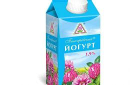 "Йогурт ""Пискаревский"""