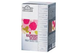 Чай в пакетиках  Ahmad Tea Contemporary raspberry