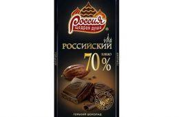 Невкусный горький шоколад