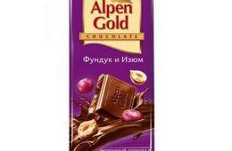 Странный шоколад
