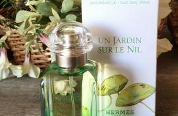 Hermes Un Jardin sur le Nil  - морская прохлада