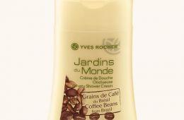 """Гель для душа Yves Rocher Les Jardins du Monde """"Бразильский кофе"""""""