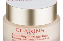 Дневной крем Clarins Extra-Firming - находка для моей кожи!