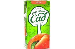 """Нектар персиково-яблочный """"Фруктовый сад"""""""