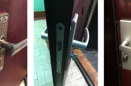 Оперативная замена замка на входной двери