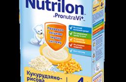 Детские каши из Nutricia Shop