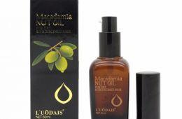Масло для волос Макадамия и Аргановое масло