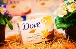 Крем-мыло Dove Объятия нежности