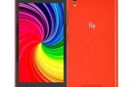Обзор на телефон Fly FS454 Nimbus 8
