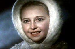 """Лёля из к/ф """"Снежная сказка"""" (1959 г.)"""