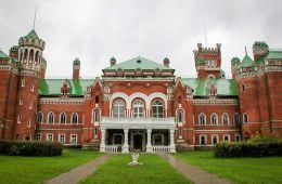 Шереметьевский замок – следы былой роскоши