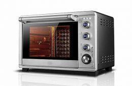 Мини-печь GEMLUX GL-OR-1838  великолепное решение для кухни и дачи
