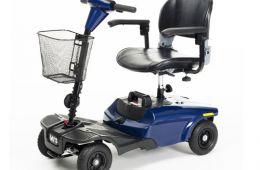 Заказали у них кресло-скутер для бабушки