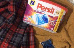 Капсулы для стирки Persil duo-caps color для цветного белья