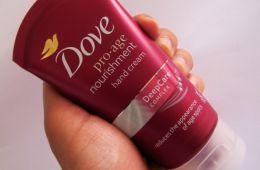 Dove pro-age -крем для рук