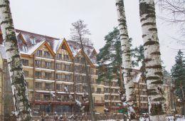 Зимний отель Ареал