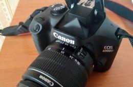 Моя любовь Canon EOS 4000 D