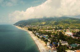 Цандрыпш – спокойный уголок Абхазии