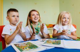 Обучение в Полиглотиках полезно для раннего развития