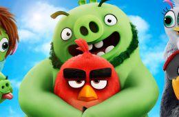 Мультфильм  «Angry Birds 2 в кино (2019)»