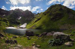 Великолепие горного озера