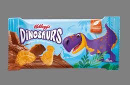 Вкусные печенья-динозаврики