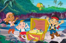 Веселый и развивающий мультфильм про пиратов