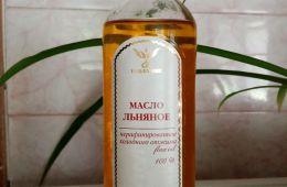 Льняное масло - натуральный источник витаминов