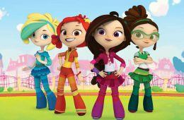 Волшебные девчонки спасают мир!