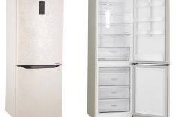Обзор холодильника LG GA-B419SEHL