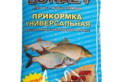 Моя любимая прикормка для рыбалки