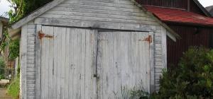 Как оформить гараж