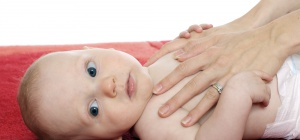 Как делать массаж ребёнку